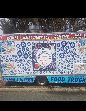 Temel's Turkish Food Van